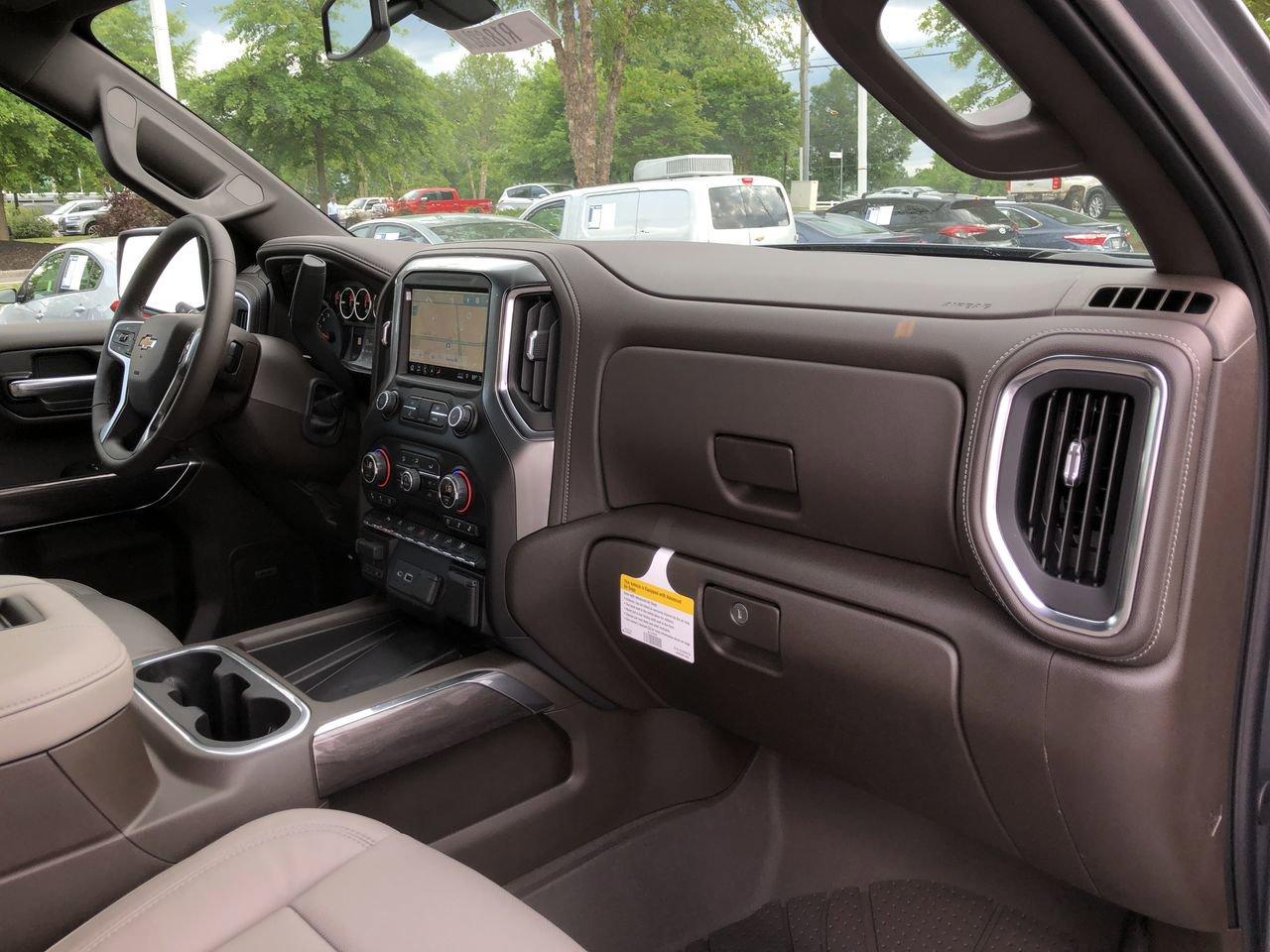 New 2019 Chevrolet Silverado 1500 LTZ