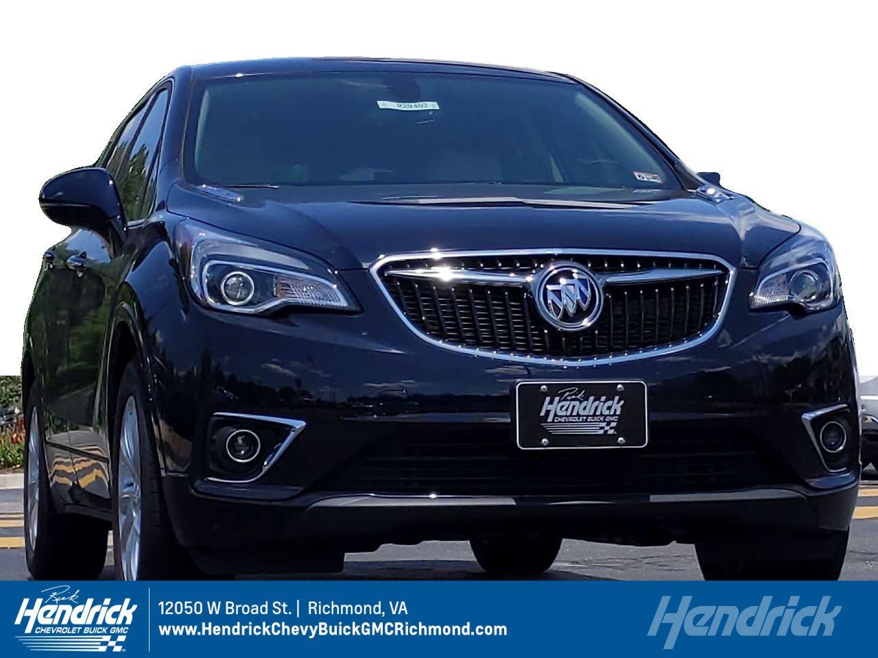 New 2020 Buick Envision Preferred