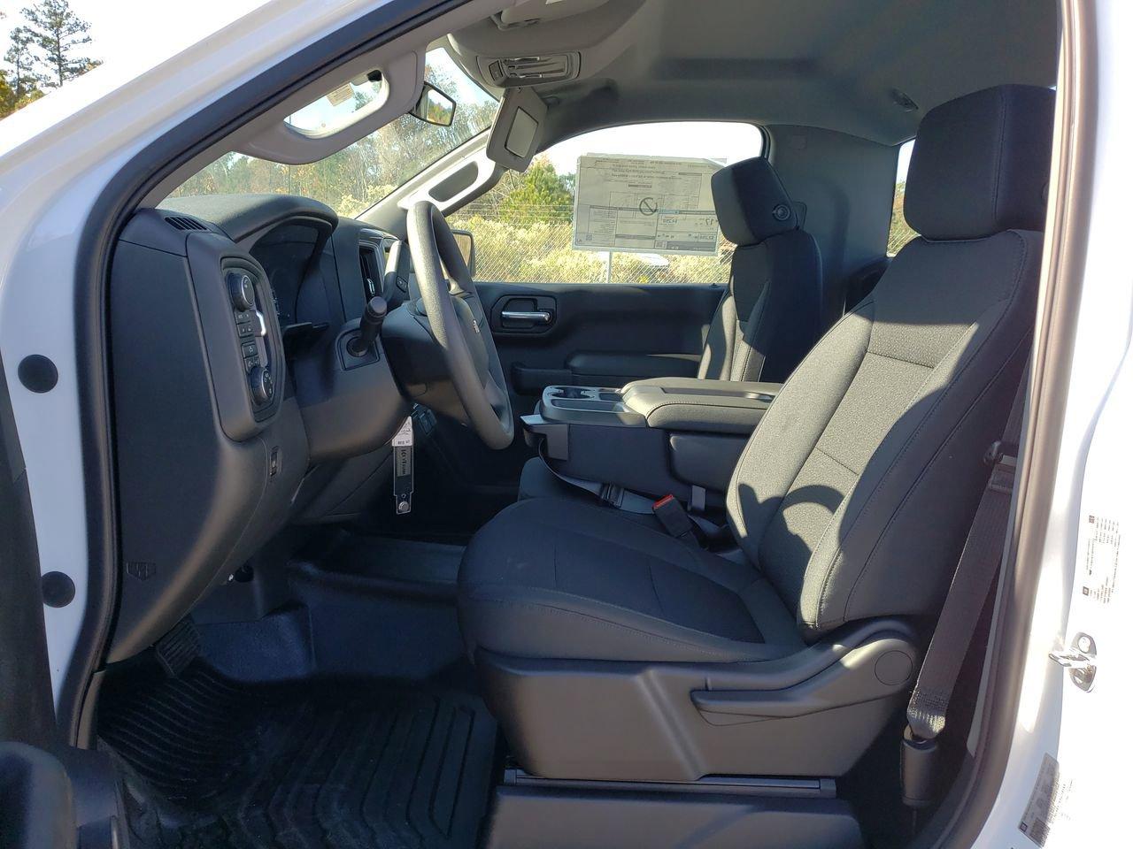 New 2019 Chevrolet Silverado 1500 Work Truck