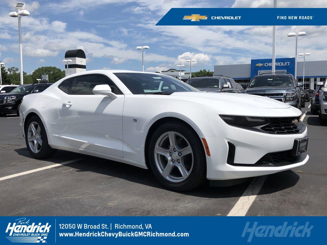 New 2019 Chevrolet Camaro 1LT