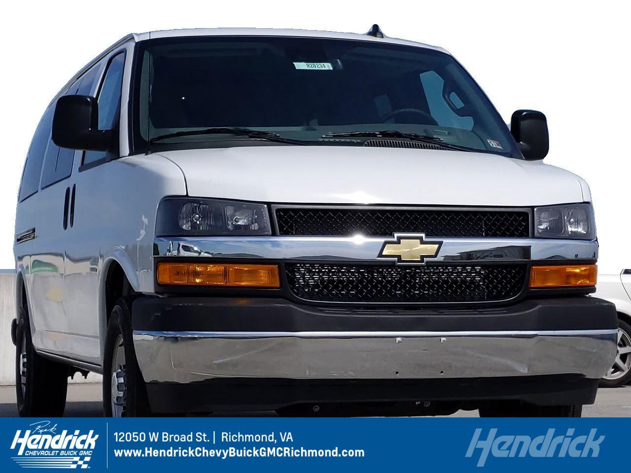 New 2020 Chevrolet Express Passenger LT