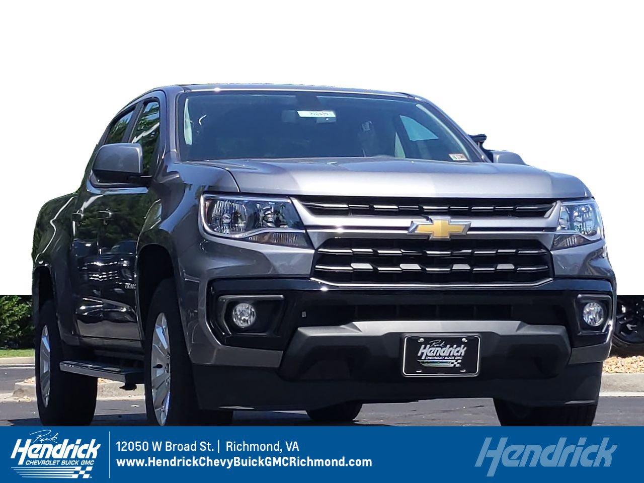New 2021 Chevrolet Colorado 2WD LT