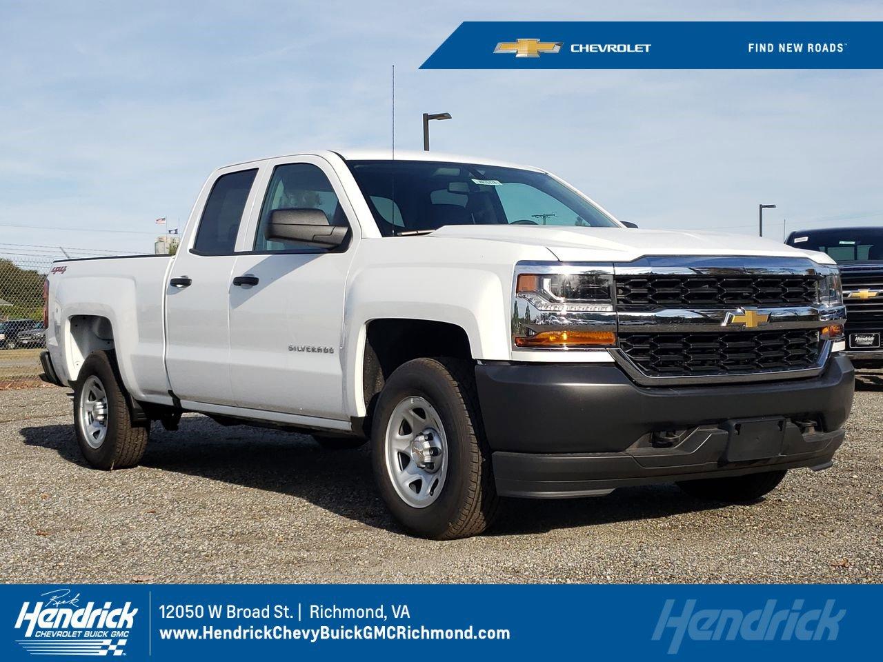 New 2019 Chevrolet Silverado 1500 LD Work Truck