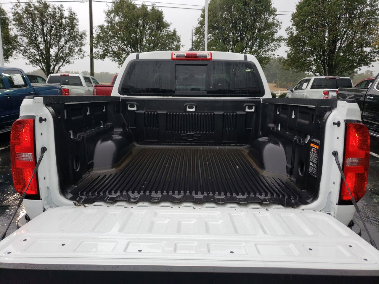 New 2019 Chevrolet Colorado 4WD LT