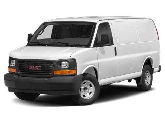 New 2019 GMC Savana Cargo Van RWD 2500 135