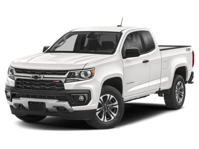 New 2021 Chevrolet Colorado 4WD Work Truck
