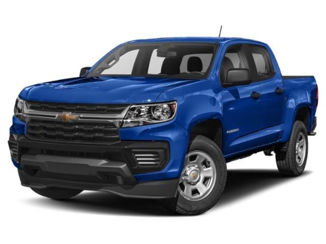 New 2021 Chevrolet Colorado 4WD Z71