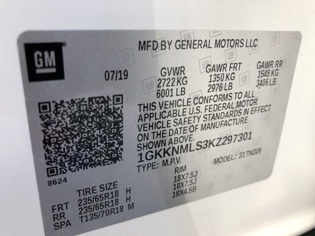 New 2019 GMC Acadia SLT