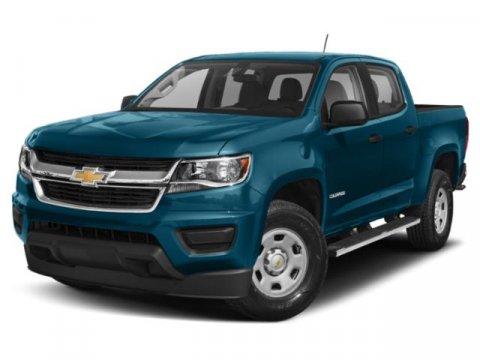 New 2019 Chevrolet Colorado 4WD Work Truck