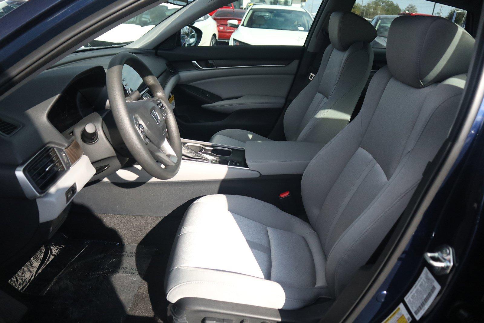 New 2020 Honda Accord EX 1.5T