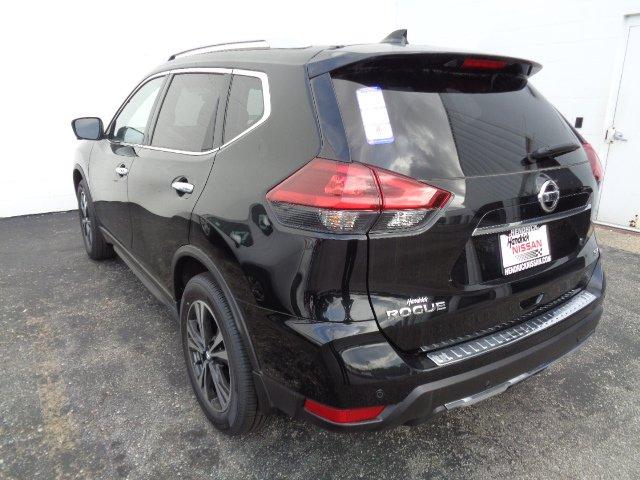 New 2019 Nissan Rogue SV