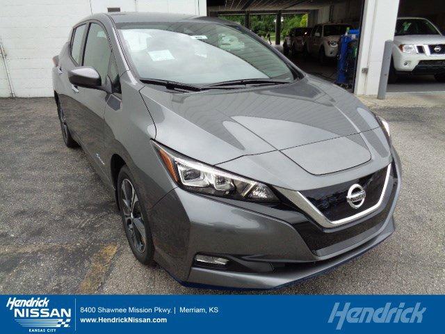 Nissan Kansas City >> New 2019 Nissan Leaf Sv Plus
