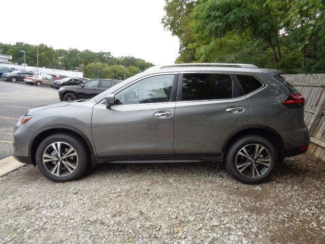 New 2020 Nissan Rogue SV