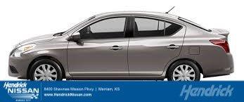 Pre-Owned 2017 Nissan Versa Sedan S Plus