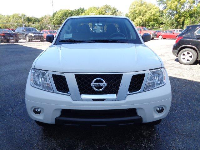New 2019 Nissan Frontier SV
