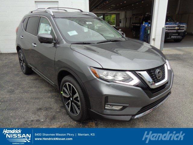 Nissan Kansas City >> New 2020 Nissan Rogue Sl