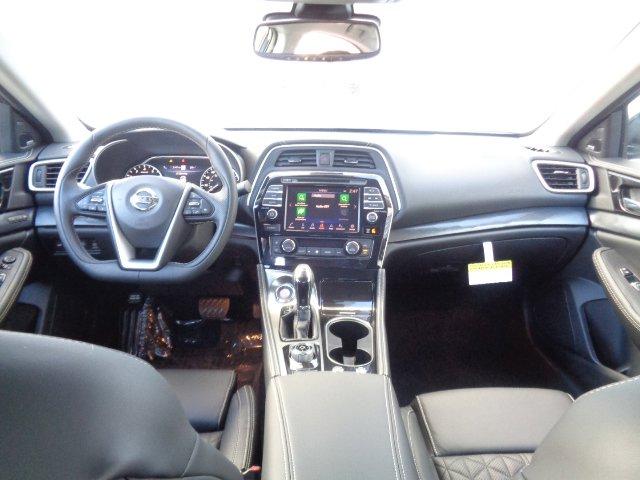 New 2019 Nissan Maxima Platinum