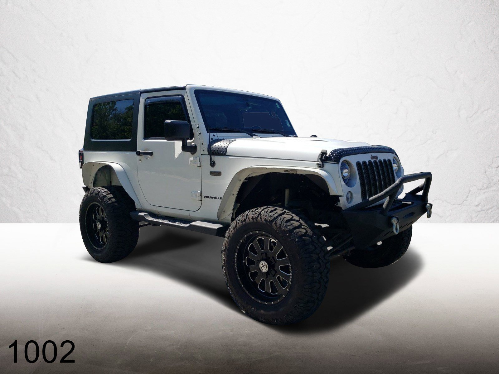 Pre-Owned 2016 Jeep Wrangler 75th Anniversary