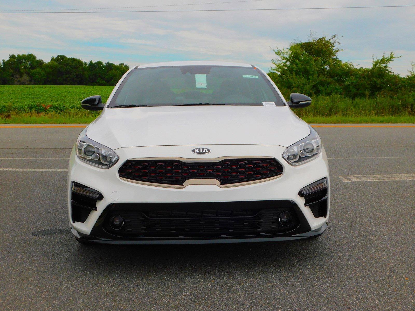 New 2020 Kia Forte GT-Line