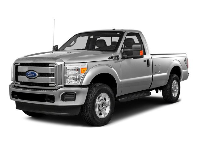 Pre-Owned 2016 Ford Super Duty F-250 SRW XL