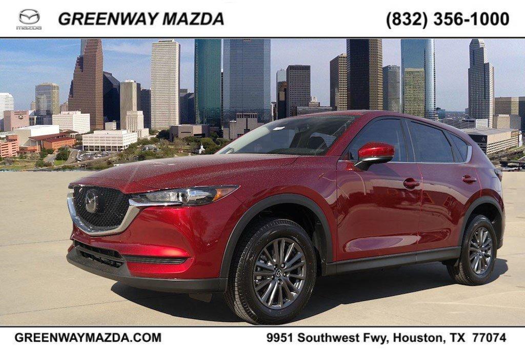 2020 Mazda Mazda CX-5 Touring