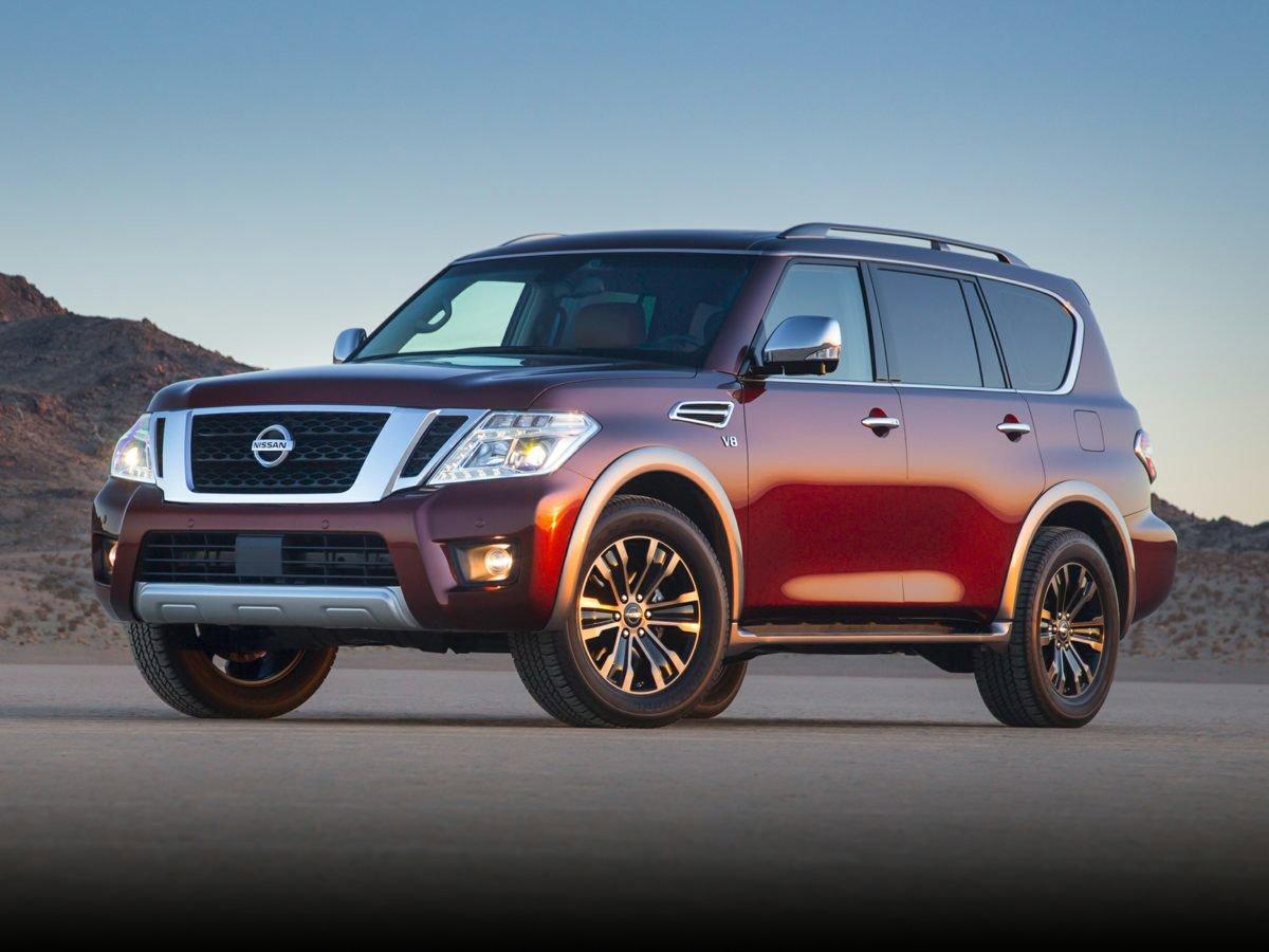 New 2019 Nissan Armada Platinum