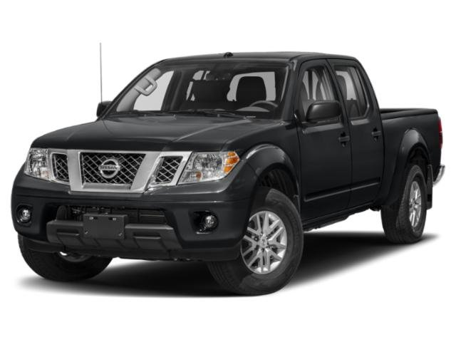 New 2020 Nissan Frontier SV RWD 4D Crew Cab