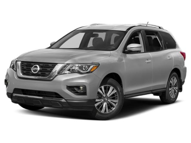 New 2020 Nissan Pathfinder SV FWD 4D Sport Utility