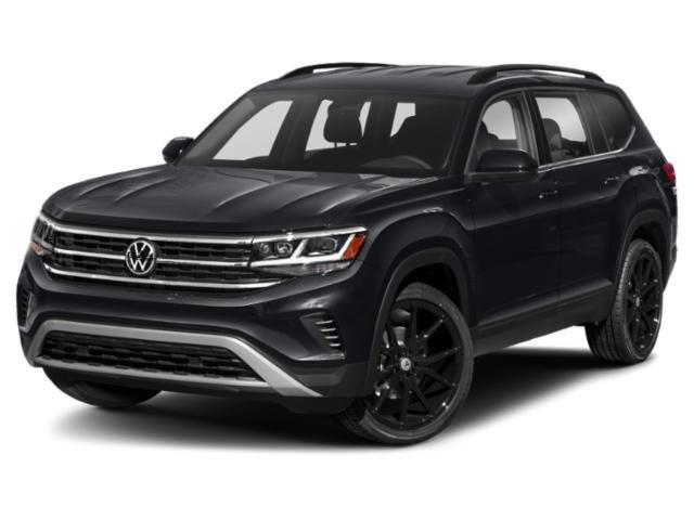 New 2021 Volkswagen Atlas 3.6L V6 SE w/Technology R-Line