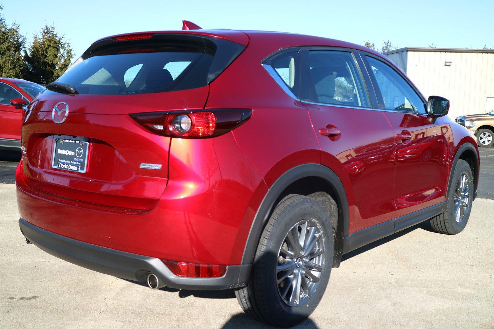 Certified Pre-Owned 2017 Mazda MAZDA CX-5 Sport
