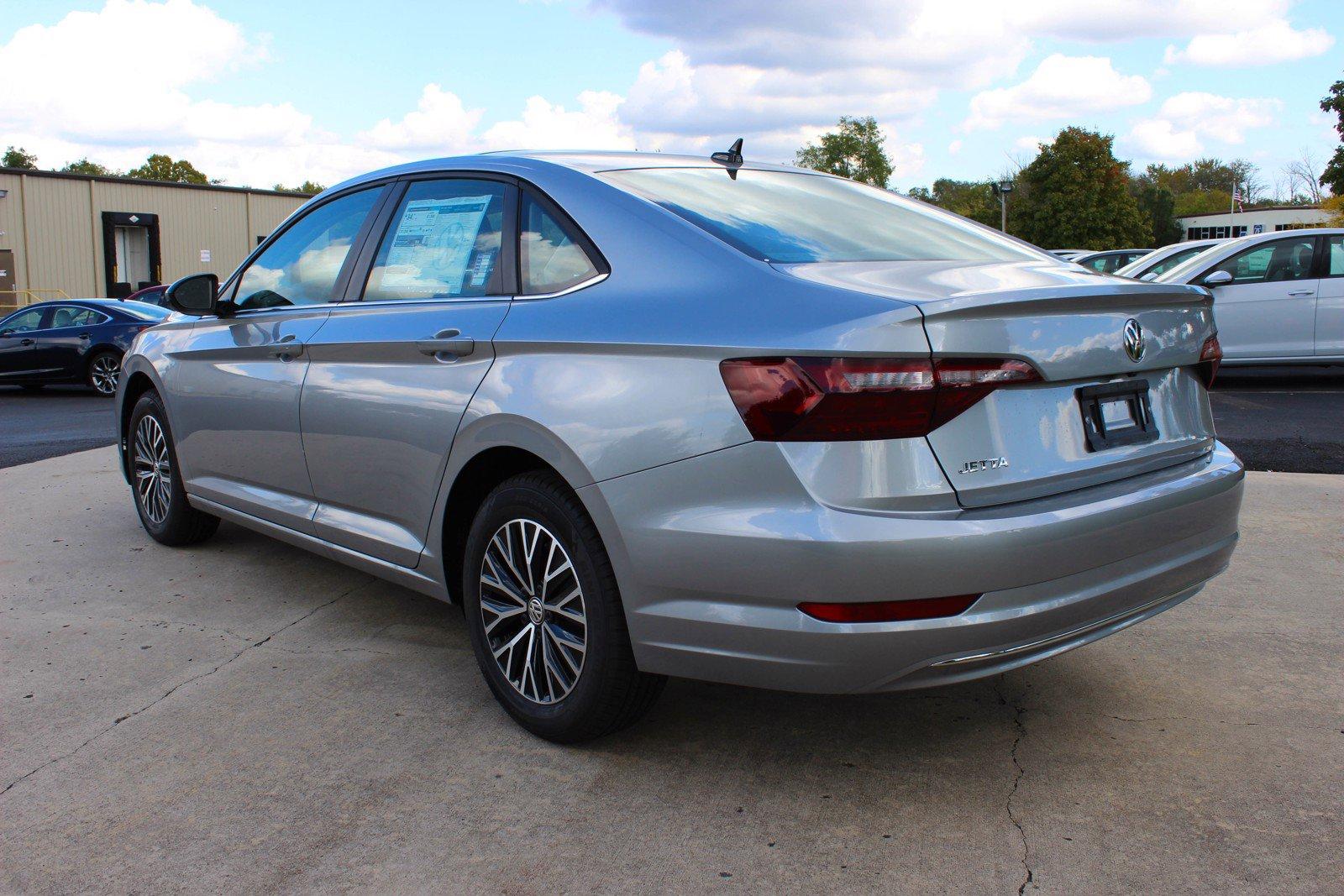 New 2020 Volkswagen Jetta SE