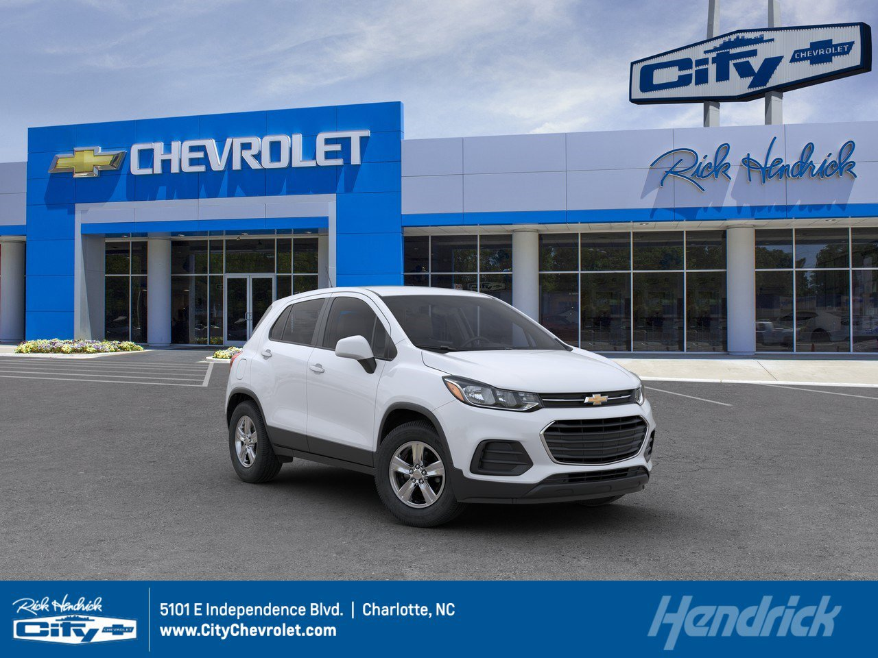 Chevy Dealership Charlotte Nc >> New Chevy For Sale In Charlotte Rick Hendrick City Chevrolet