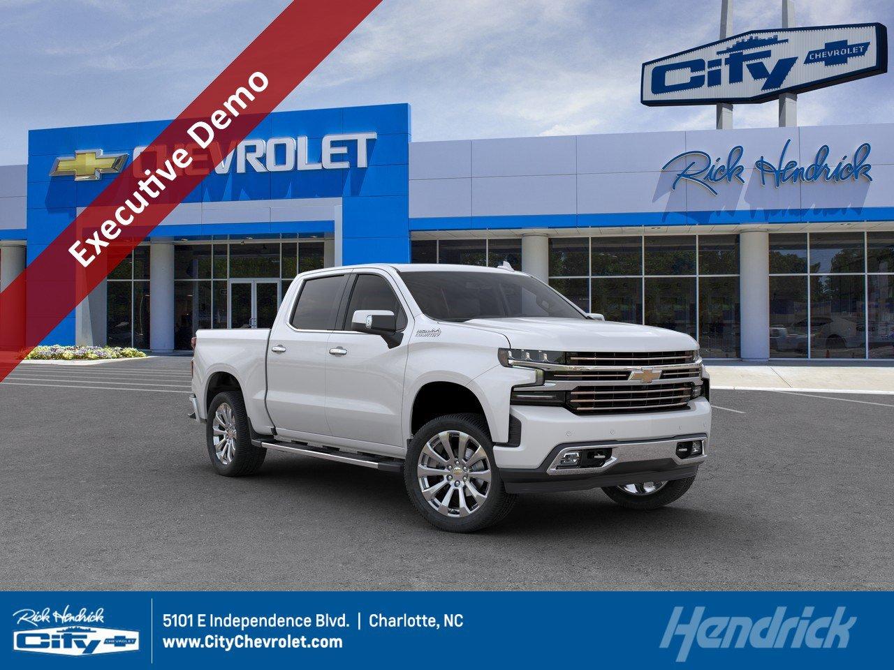 New 2020 Chevrolet Silverado 1500 High Country