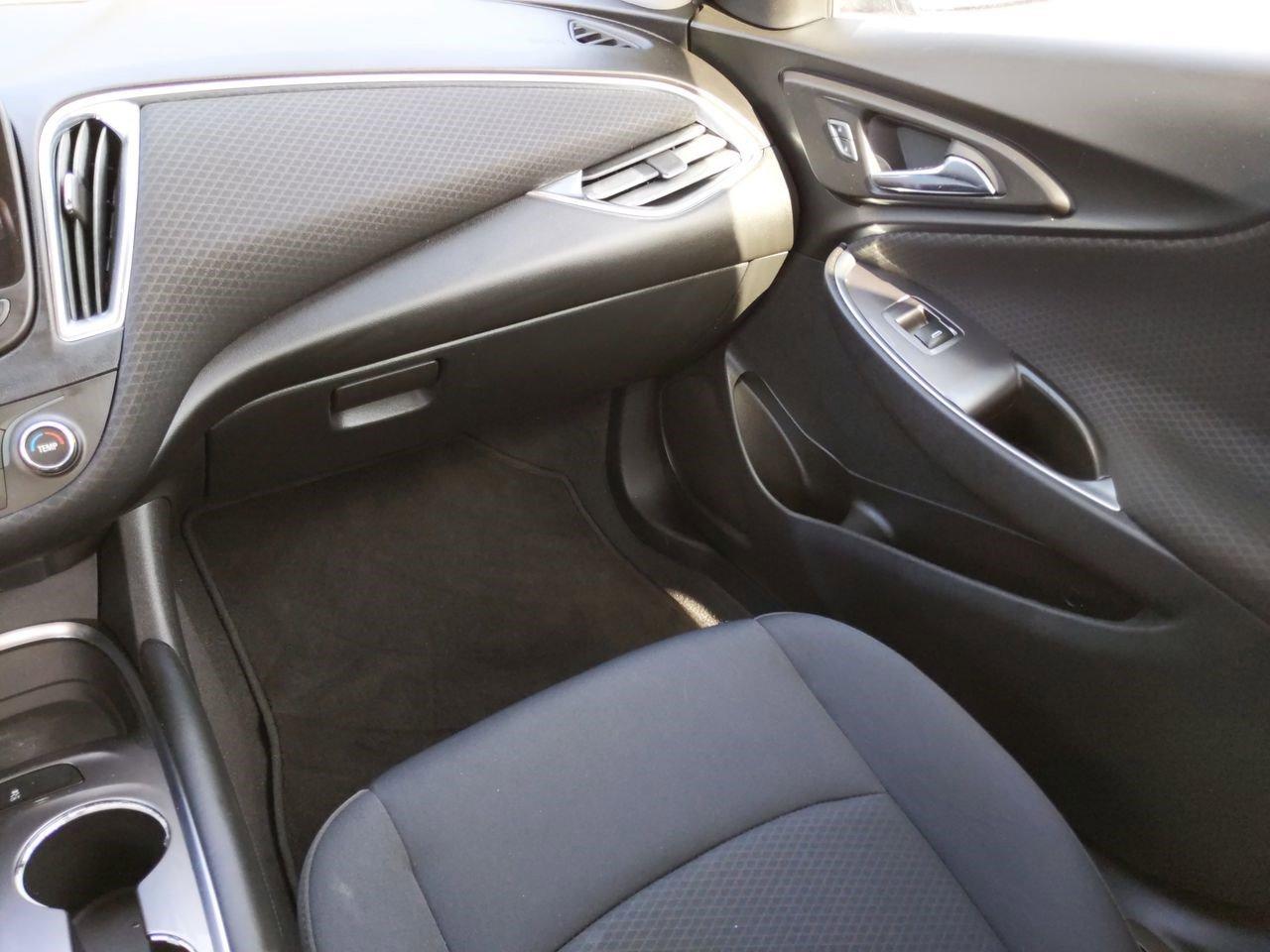 Certified Pre-Owned 2017 Chevrolet Malibu LT