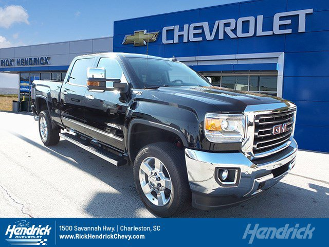 Certified Pre-Owned 2016 GMC Sierra 2500HD SLT