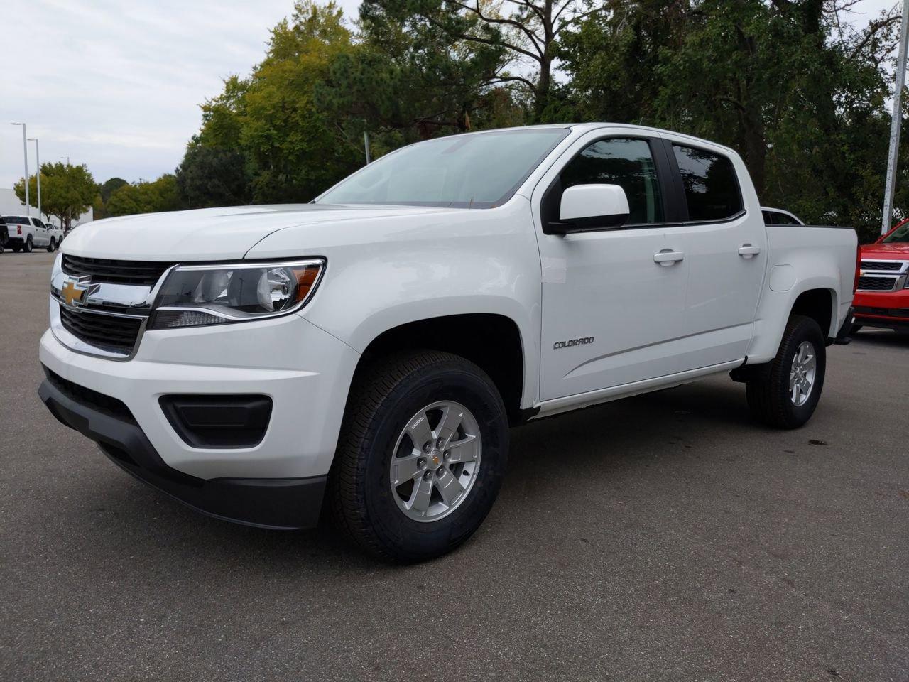New 2019 Chevrolet Colorado 2WD Work Truck