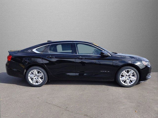 Certified Pre-Owned 2015 Chevrolet Impala LS