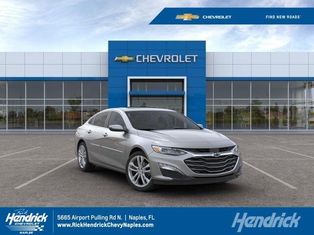 New 2019 Chevrolet Malibu Premier