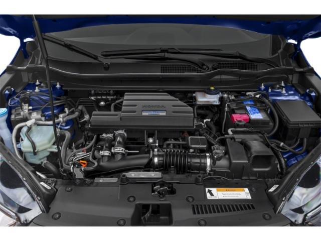 New 2020 Honda CR-V EX