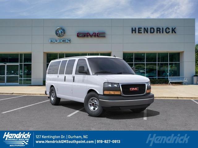New 2021 GMC Savana Cargo Van Work Van