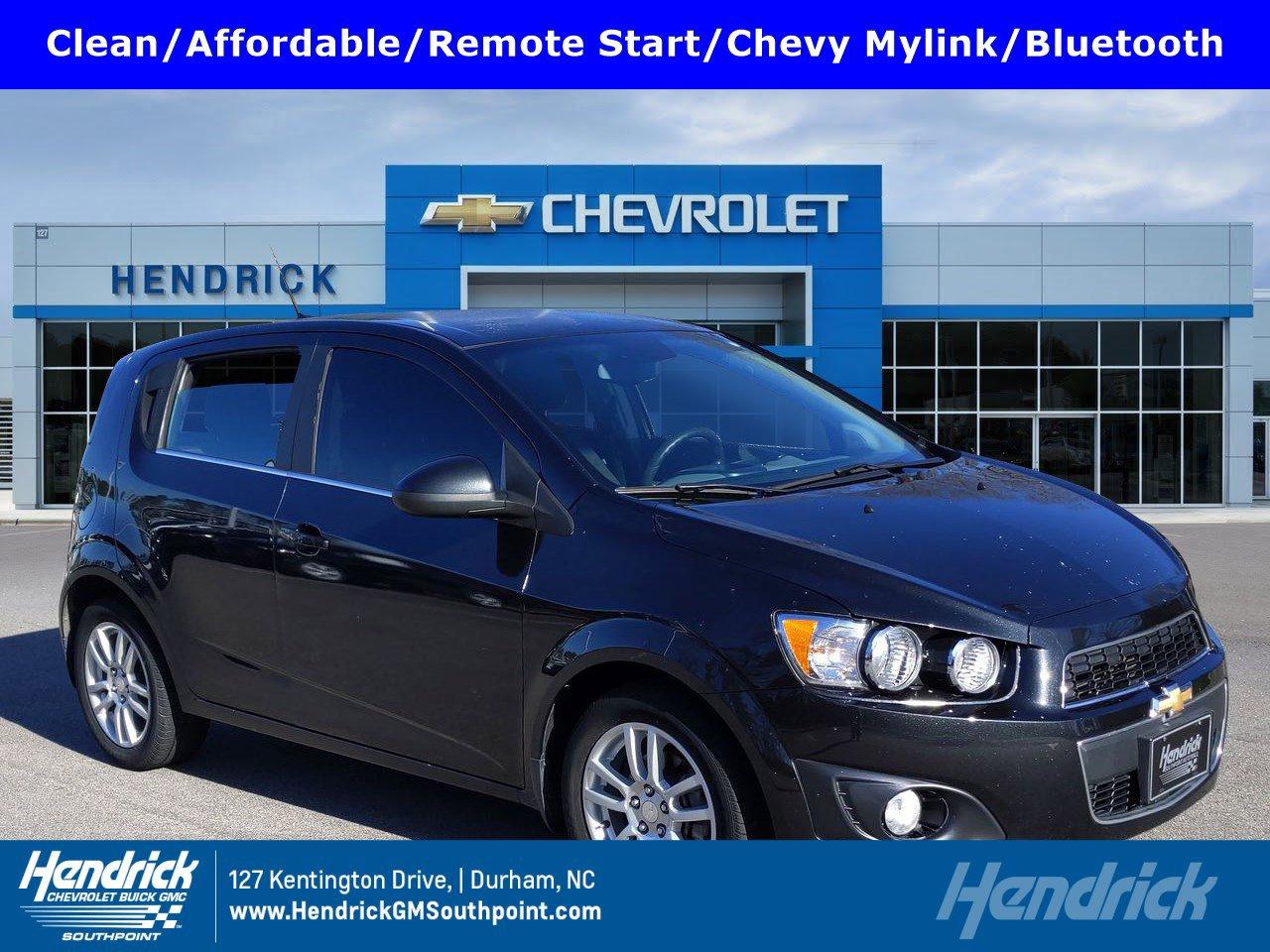 Pre-Owned 2013 Chevrolet Sonic LT