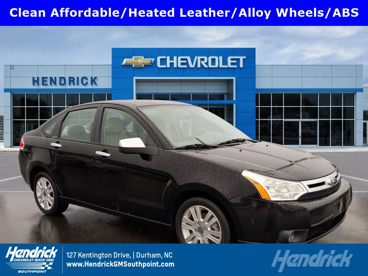Pre-Owned 2011 Ford Focus SEL