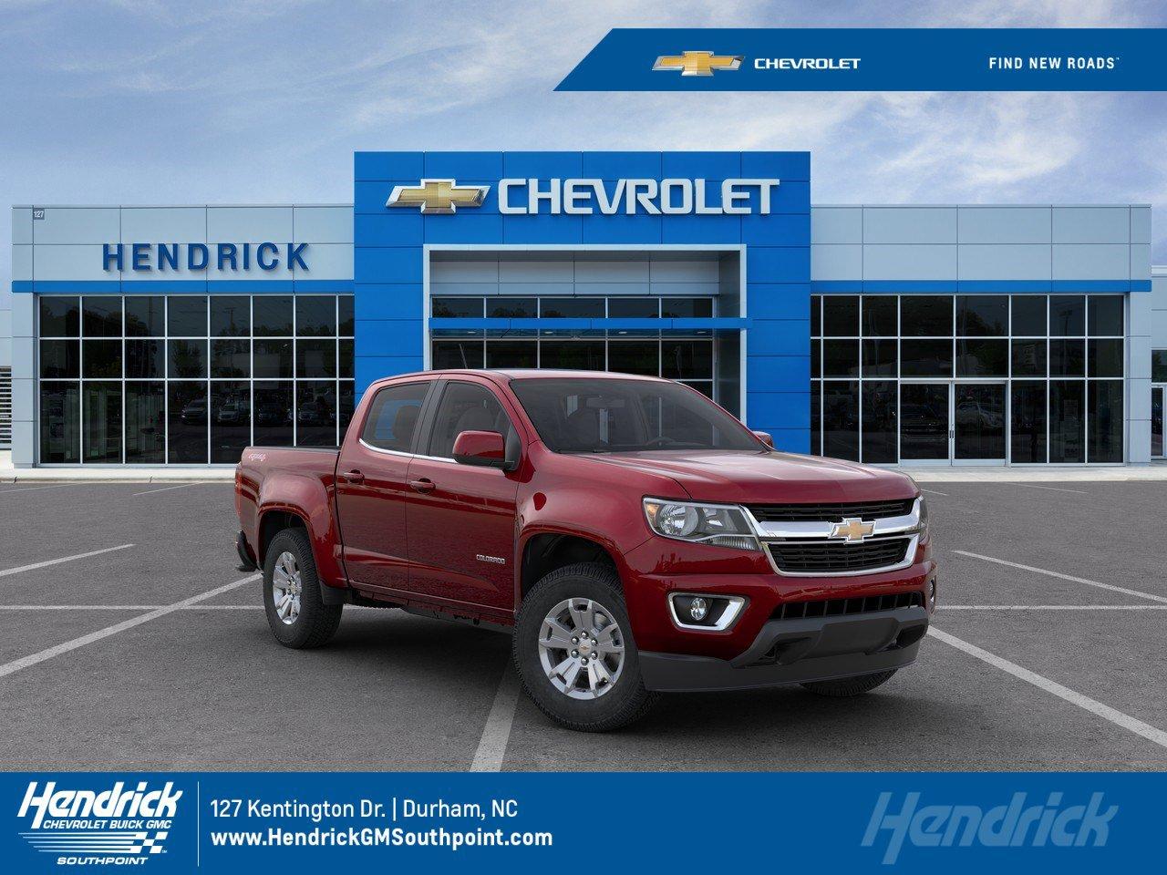 New 2020 Chevrolet Colorado 4WD LT