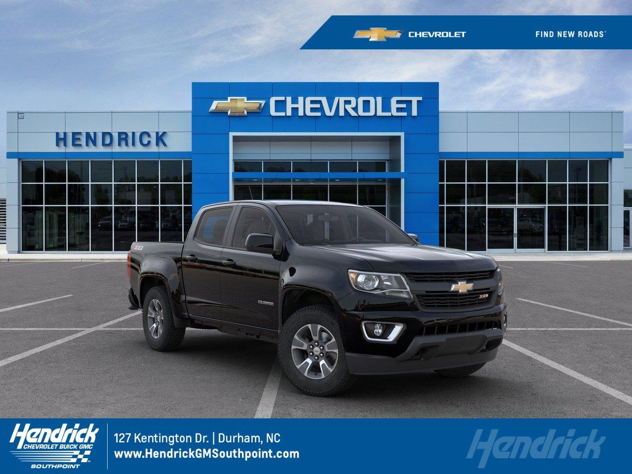 New 2020 Chevrolet Colorado 4WD Z71