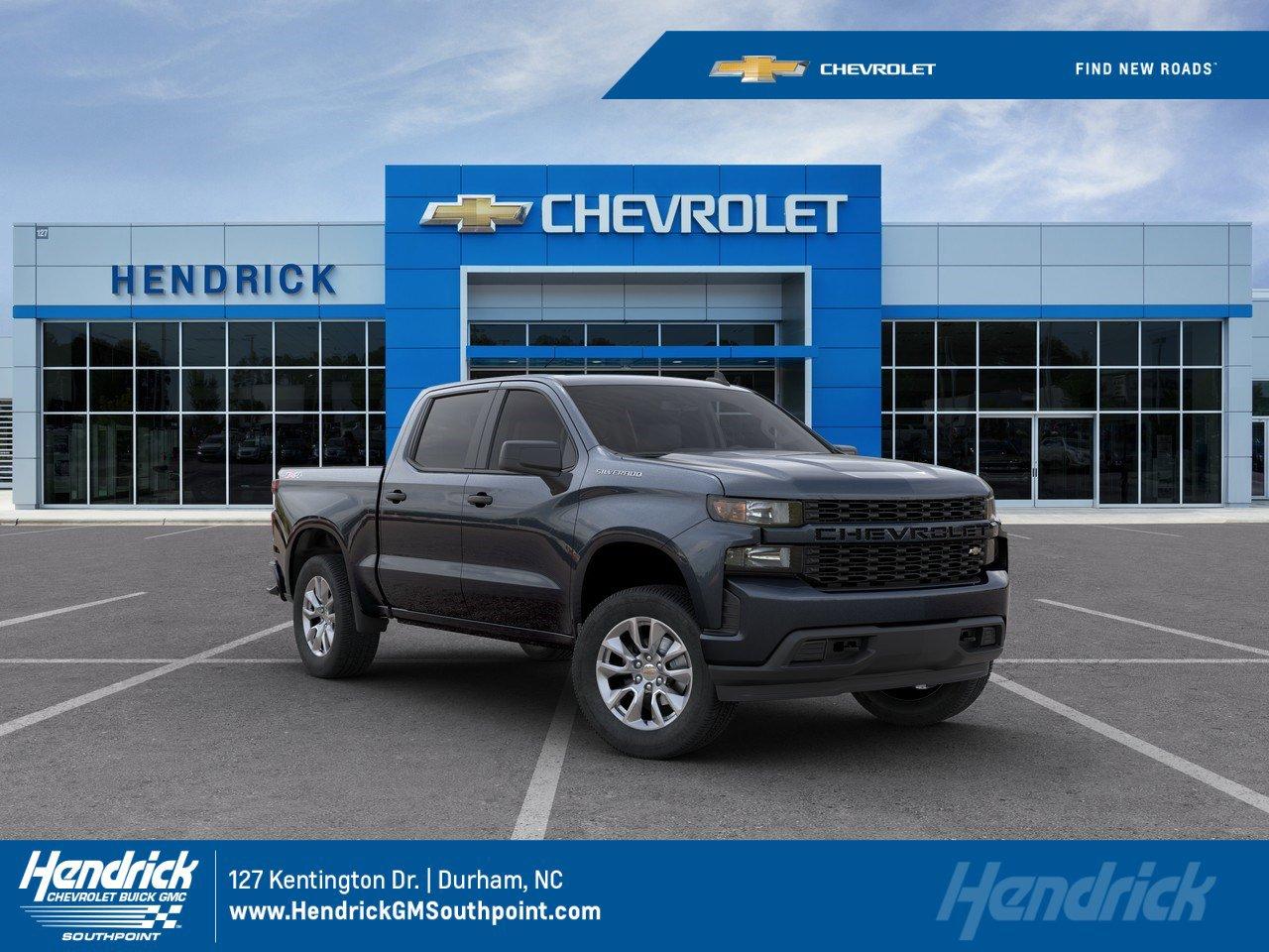 New 2020 Chevrolet Silverado 1500 Custom