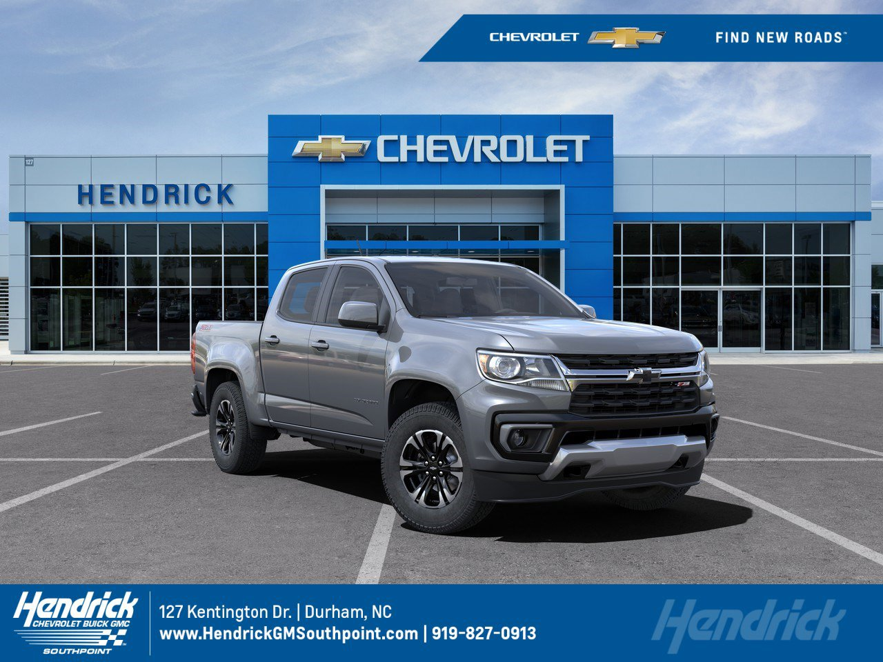 New 2021 Chevrolet Colorado 4WD Z71