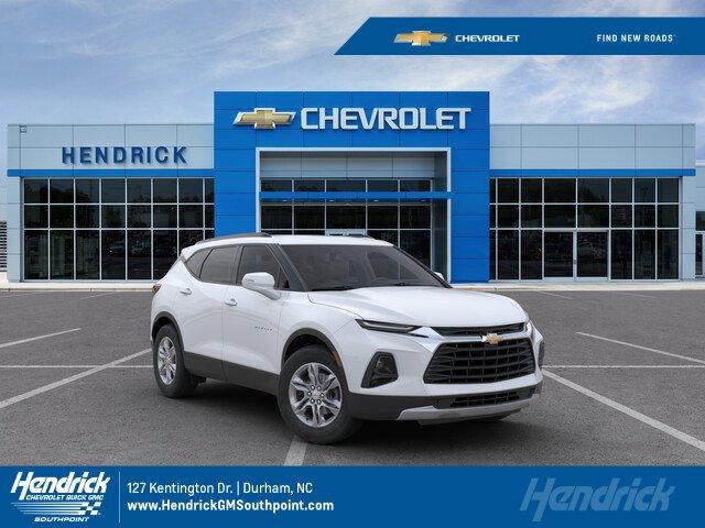 New 2019 Chevrolet Blazer AWD 4dr w/2LT