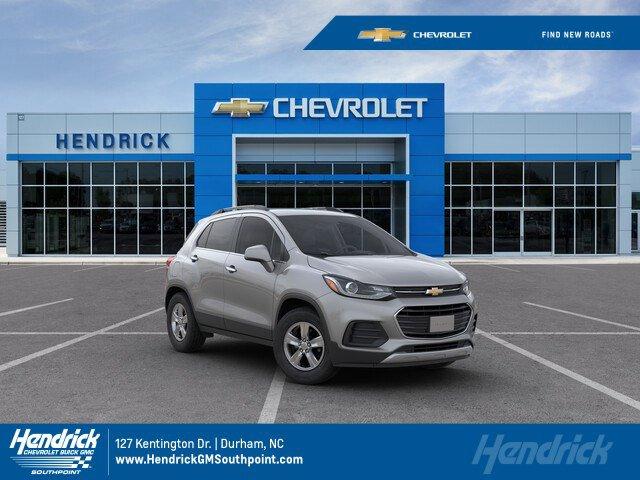New 2019 Chevrolet Trax LT