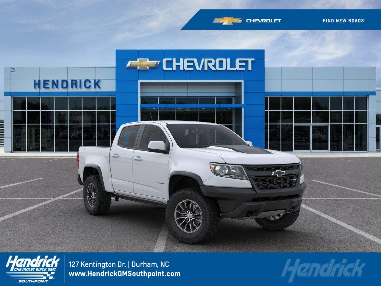 New 2020 Chevrolet Colorado 4WD ZR2