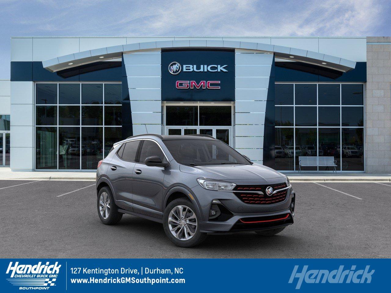 New 2020 Buick Encore GX Select